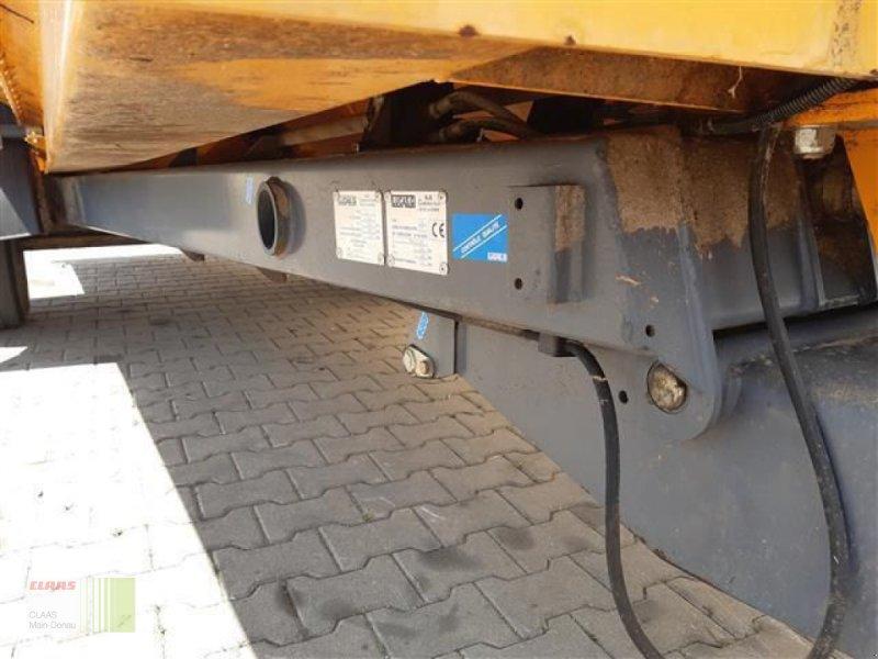Futtermischwagen des Typs Sonstige QUALIMIX+PRO 150M LUCAS, Gebrauchtmaschine in Aurach (Bild 7)