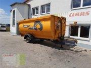 Futtermischwagen des Typs Sonstige QUALIMIX+PRO 150M LUCAS, Gebrauchtmaschine in Aurach