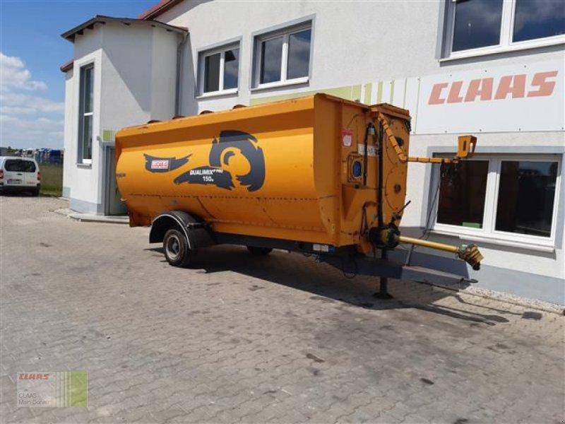 Futtermischwagen des Typs Sonstige QUALIMIX+PRO 150M LUCAS, Gebrauchtmaschine in Aurach (Bild 1)