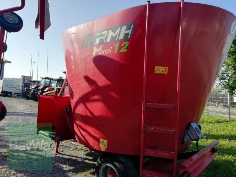 Futtermischwagen des Typs Sonstige RMH MIXELL 12, Gebrauchtmaschine in Eggenfelden (Bild 2)