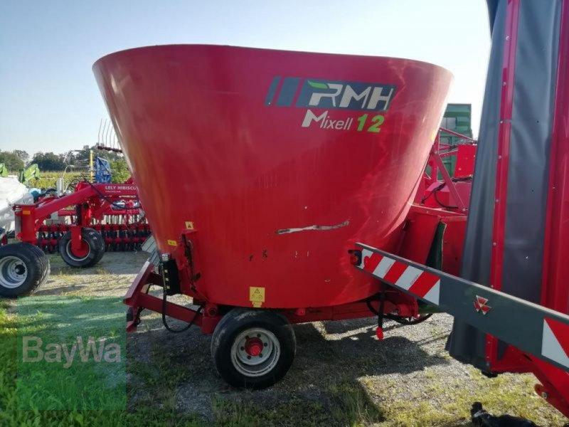 Futtermischwagen des Typs Sonstige RMH MIXELL 12, Gebrauchtmaschine in Eggenfelden (Bild 1)