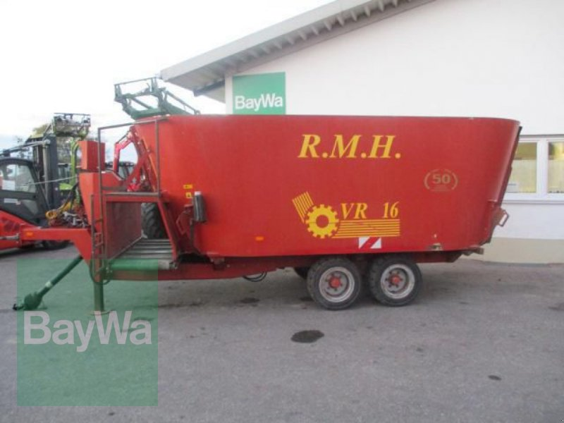 Futtermischwagen des Typs Sonstige RMH VR 16  DUO #969, Gebrauchtmaschine in Schönau b.Tuntenhausen (Bild 3)