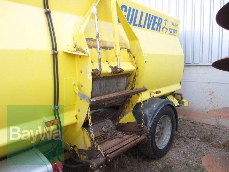 Futtermischwagen des Typs Sonstige SGARIBOLDI GULLIVER 5014 TRAK, Gebrauchtmaschine in Großweitzschen  (Bild 5)