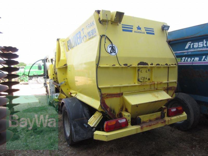 Futtermischwagen des Typs Sonstige SGARIBOLDI GULLIVER 5014 TRAK, Gebrauchtmaschine in Großweitzschen  (Bild 3)