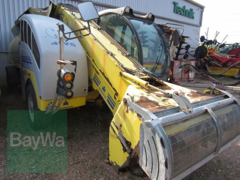 Futtermischwagen des Typs Sonstige SGARIBOLDI GULLIVER 5014 TRAK, Gebrauchtmaschine in Großweitzschen  (Bild 2)