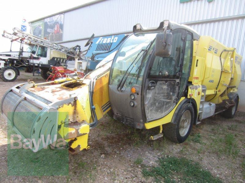 Futtermischwagen des Typs Sonstige SGARIBOLDI GULLIVER 5014 TRAK, Gebrauchtmaschine in Großweitzschen  (Bild 1)