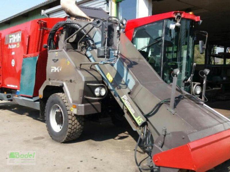 Futtermischwagen des Typs Sonstige Sonstige RMH PLATINUM 15, Gebrauchtmaschine in Kalbe (Milde) (Bild 1)