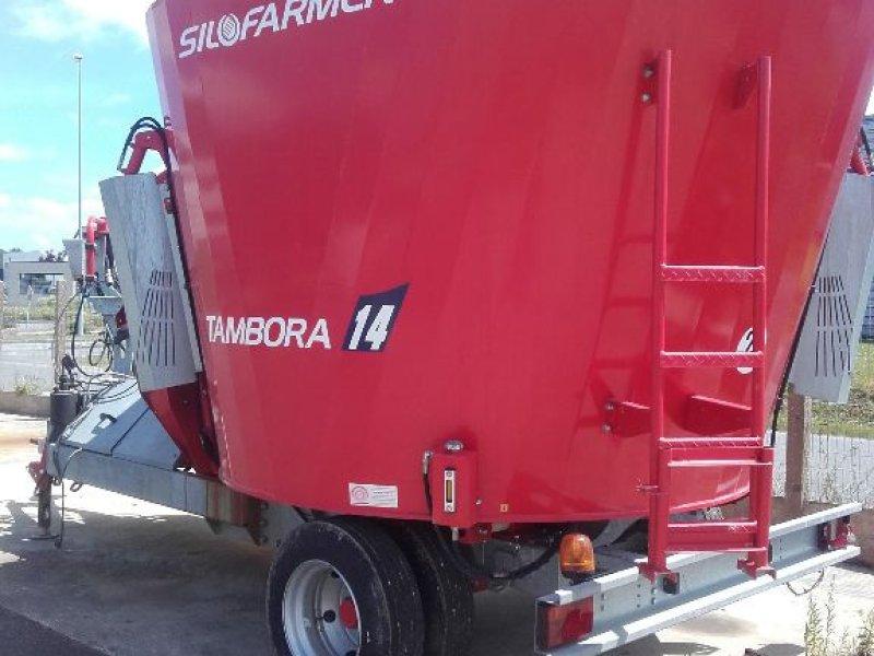 Futtermischwagen des Typs Sonstige TAMBORA TPE 140, Gebrauchtmaschine in DINAN (Bild 2)