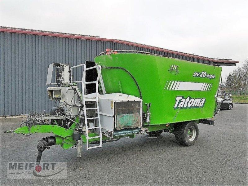 Futtermischwagen des Typs Sonstige TATOMA MV 20 D, Gebrauchtmaschine in Daegeling (Bild 1)