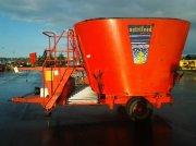 Futtermischwagen des Typs Sonstige TECNOMIXER, Gebrauchtmaschine in ANTIGNY