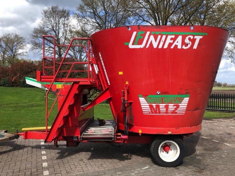 Futtermischwagen a típus Sonstige Unifast M12, Gebrauchtmaschine ekkor: Vriezenveen (Kép 1)