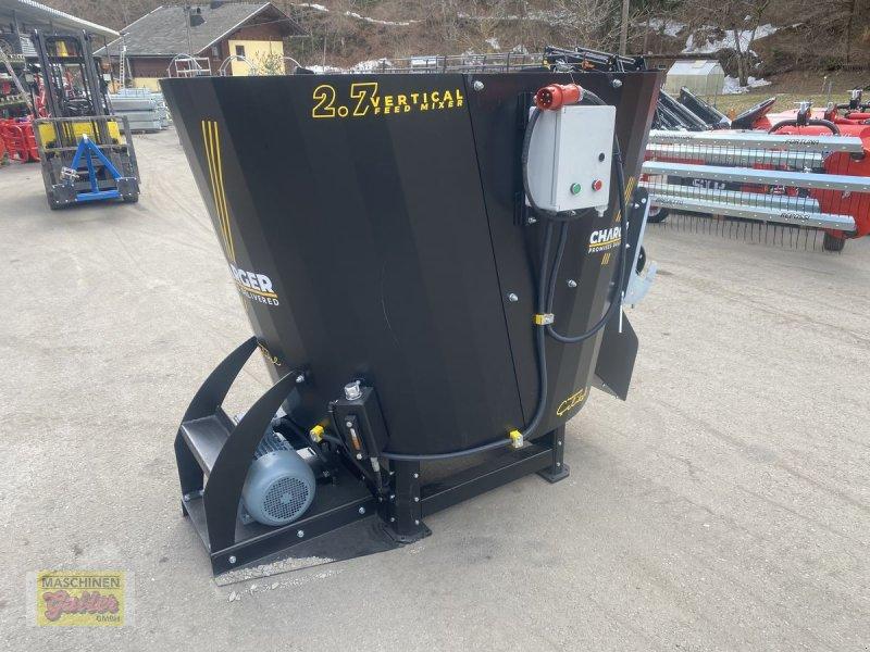 Futtermischwagen des Typs Sonstige Vertical 2.7 Feed Mixer, Charger, Neumaschine in Kötschach (Bild 1)