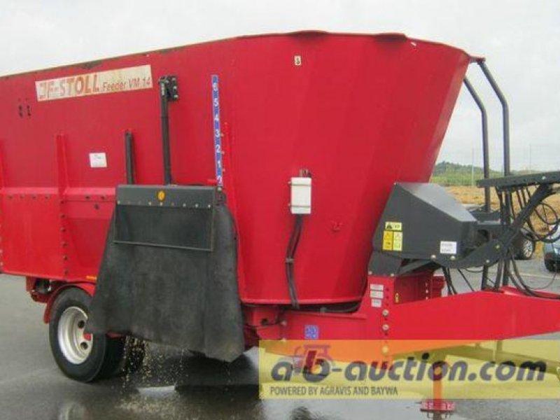Futtermischwagen des Typs Stoll VM 14 2 S, Gebrauchtmaschine in Hollfeld (Bild 1)