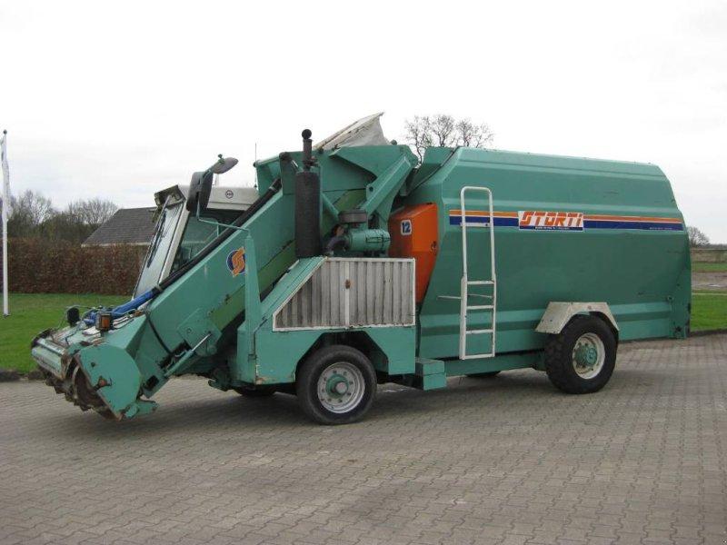 Futtermischwagen типа Storti Bulldog, Gebrauchtmaschine в Stegeren (Фотография 1)