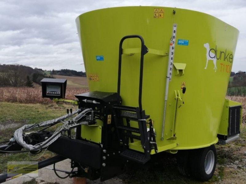 Futtermischwagen des Typs Storti Dunker T1 100, Gebrauchtmaschine in Falkenstein (Bild 1)