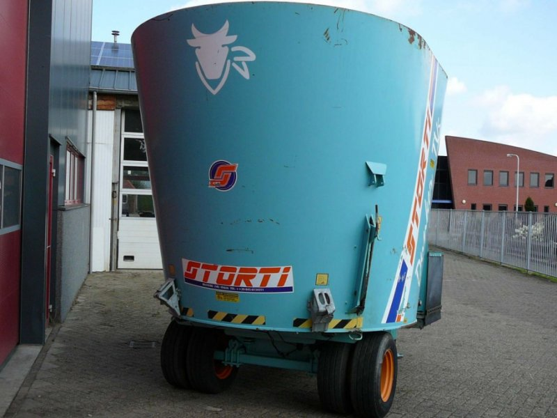 Futtermischwagen типа Storti Dunker TVS 120, Gebrauchtmaschine в Ootmarsum (Фотография 3)