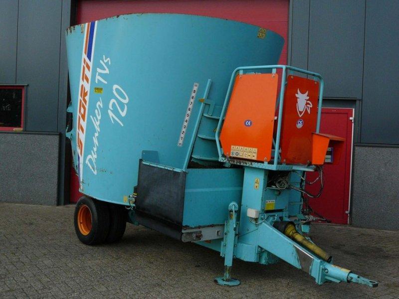 Futtermischwagen типа Storti Dunker TVS 120, Gebrauchtmaschine в Ootmarsum (Фотография 1)