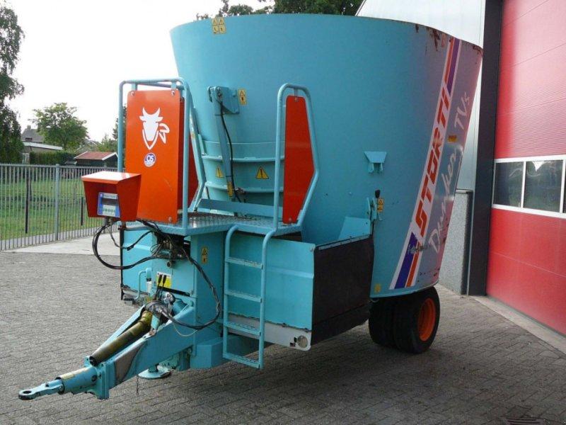 Futtermischwagen типа Storti Dunker TVS 120, Gebrauchtmaschine в Ootmarsum (Фотография 2)