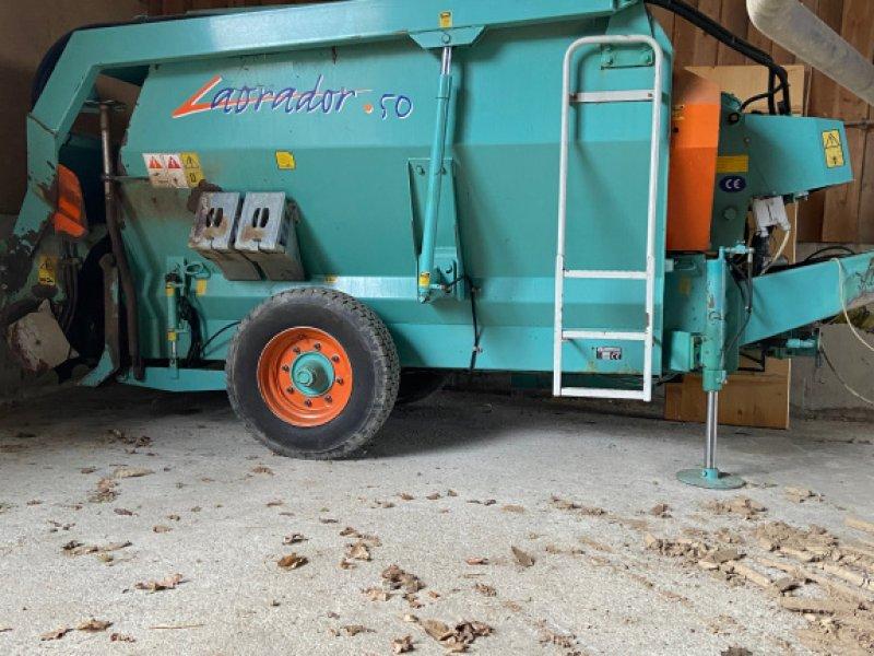 Futtermischwagen типа Storti Labrador 50, Gebrauchtmaschine в Wernber-Köblitz (Фотография 1)