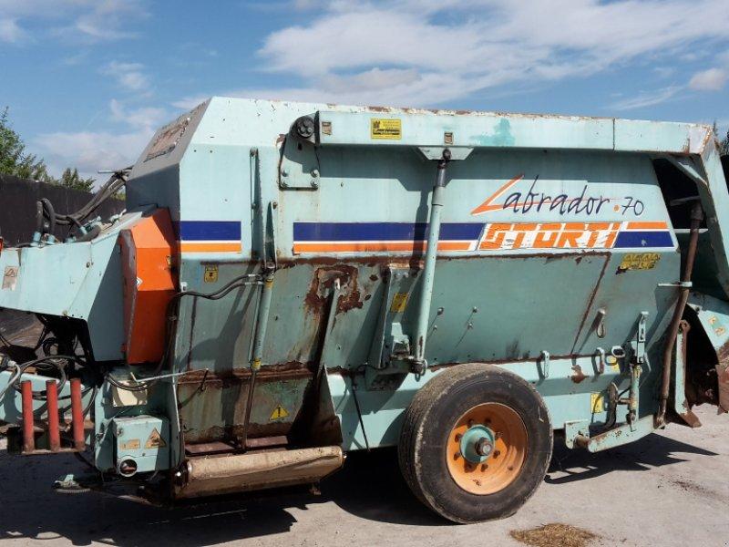 Futtermischwagen типа Storti Labrador 70, Gebrauchtmaschine в Alling (Фотография 1)