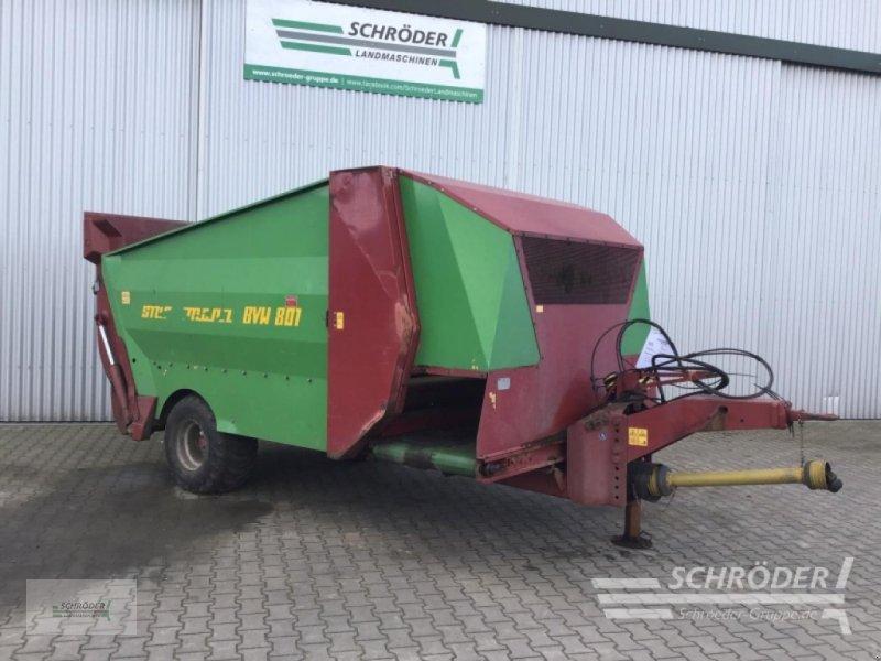 Futtermischwagen des Typs Strautmann BvW 801, Gebrauchtmaschine in Wildeshausen (Bild 1)