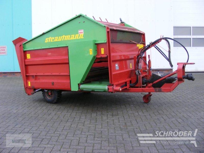 Futtermischwagen des Typs Strautmann BVW, Gebrauchtmaschine in Scharrel (Bild 1)