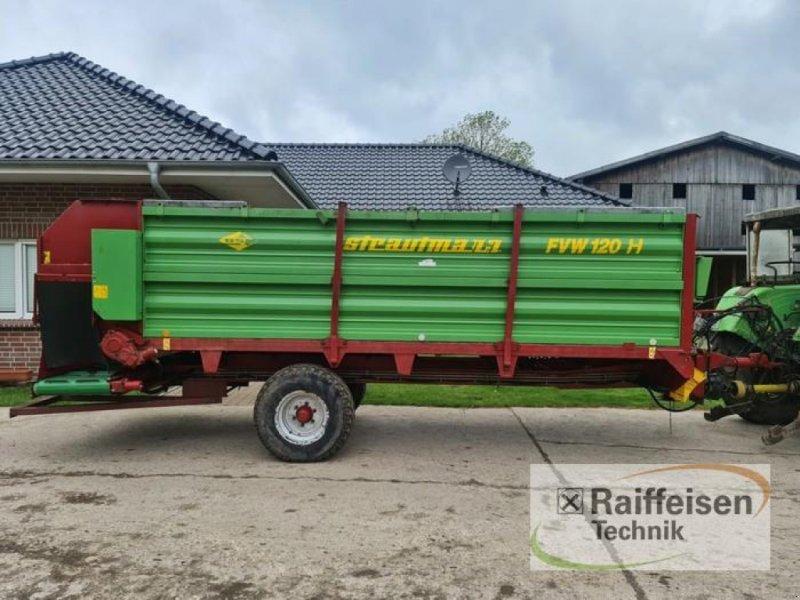 Futtermischwagen des Typs Strautmann Futterverteilwagen, Gebrauchtmaschine in Westerhorn (Bild 1)