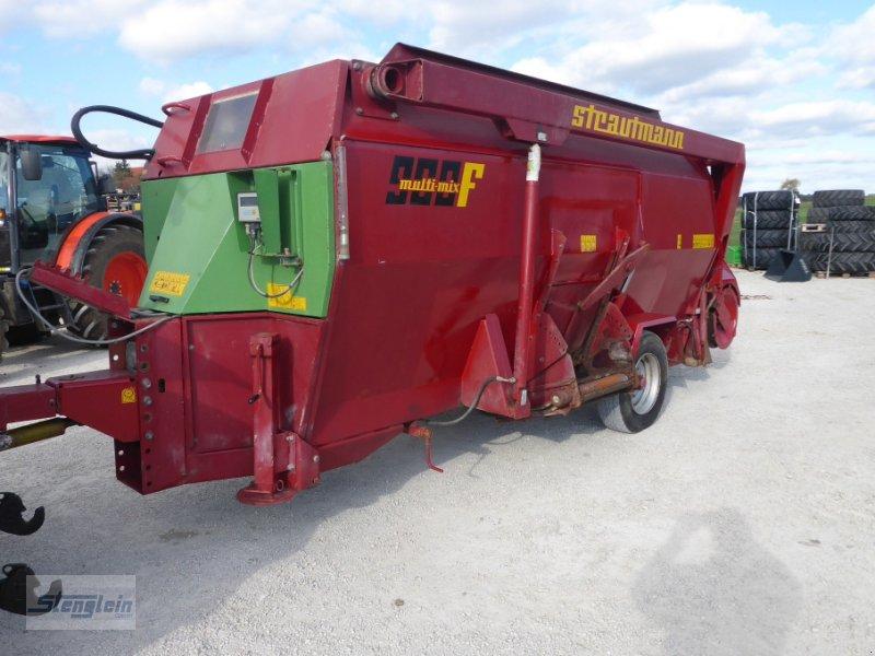 Futtermischwagen des Typs Strautmann Multi-Mix 900 F, Gebrauchtmaschine in Waischenfeld (Bild 1)