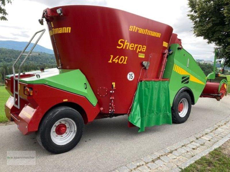 Futtermischwagen typu Strautmann Sherpa 1401, Gebrauchtmaschine v Auerbach (Obrázok 1)