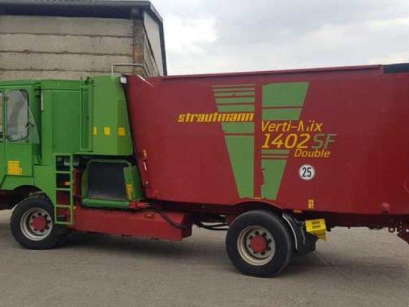 Futtermischwagen des Typs Strautmann Sonstiges, Gebrauchtmaschine in Vehlow (Bild 1)