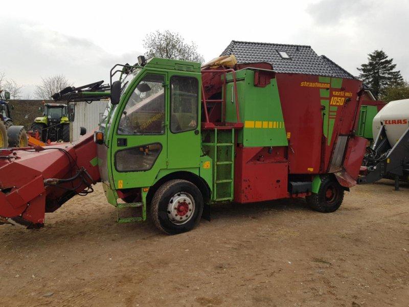 Futtermischwagen des Typs Strautmann Verti Mix 1050 Selbstfahrer, Gebrauchtmaschine in Honigsee (Bild 1)