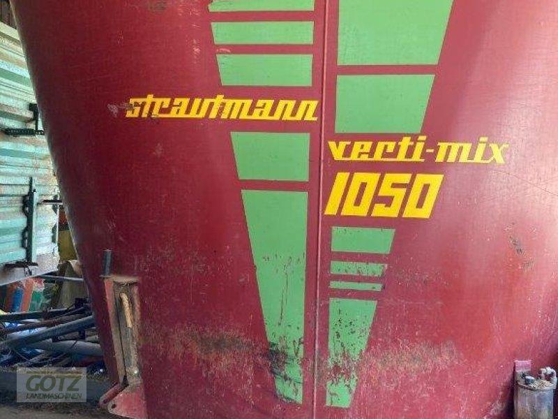 Futtermischwagen des Typs Strautmann Verti-Mix 1050, Gebrauchtmaschine in Schwabach Wolkersdorf (Bild 1)