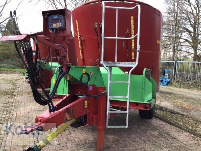 Futtermischwagen des Typs Strautmann Verti-Mix 1050, Gebrauchtmaschine in Rieste (Bild 2)