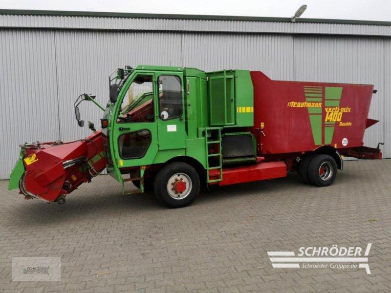 Futtermischwagen des Typs Strautmann VERTI MIX 1400 DOUBL, Gebrauchtmaschine in Jerichow - Kleinmangelsdorf (Bild 1)