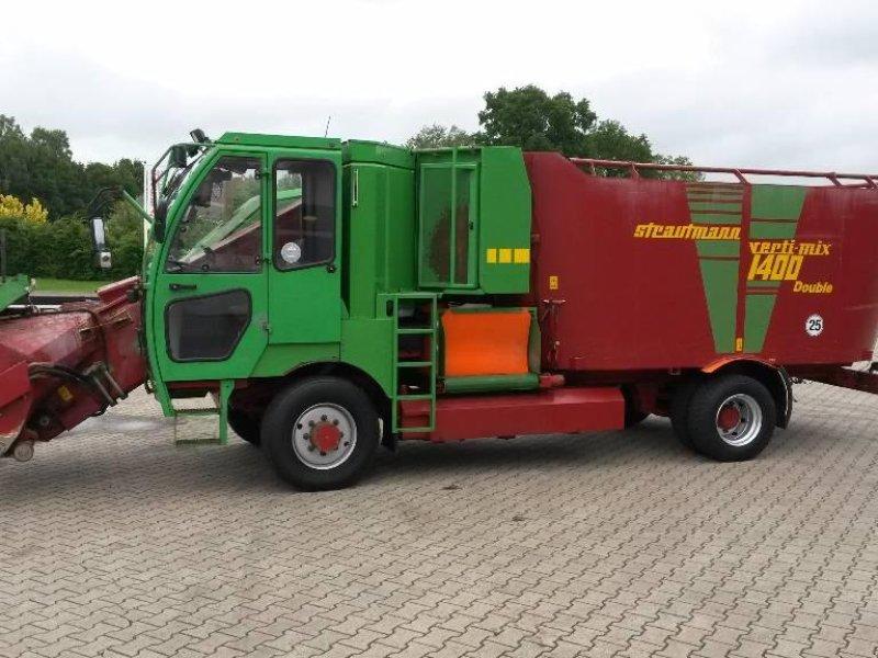Futtermischwagen a típus Strautmann Verti-Mix 1400 Double SF, Gebrauchtmaschine ekkor: Stegeren (Kép 1)