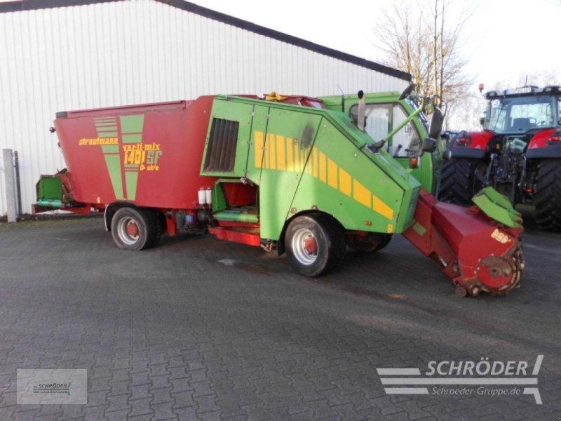 Futtermischwagen типа Strautmann Verti Mix 1401 SF, Gebrauchtmaschine в Westerstede (Фотография 1)
