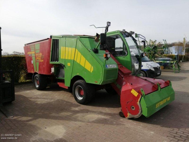 Futtermischwagen des Typs Strautmann VERTI-MIX 1402 SF DOUBLE, Neumaschine in Mühlengeez (Bild 1)