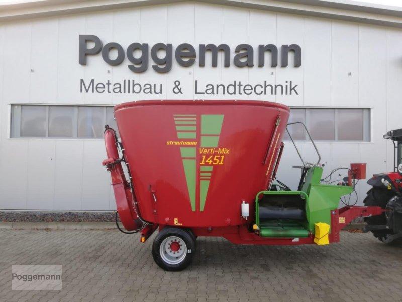 Futtermischwagen des Typs Strautmann Verti-Mix 1451, Gebrauchtmaschine in Bad Iburg - Sentrup (Bild 1)