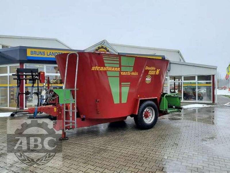 Futtermischwagen типа Strautmann VERTI-MIX 1500 DOUBL, Gebrauchtmaschine в Haren-Emmeln (Фотография 1)