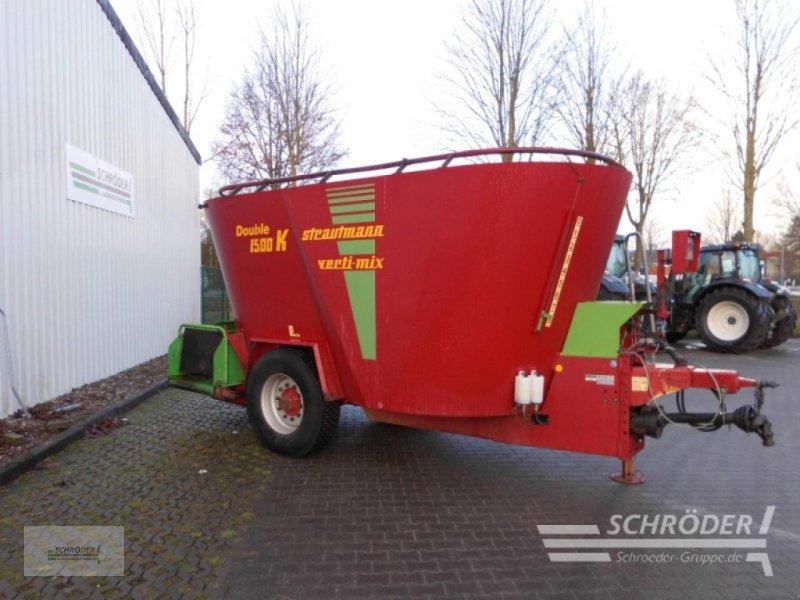 Futtermischwagen des Typs Strautmann VERTI MIX 1500 DOUBL, Gebrauchtmaschine in Westerstede (Bild 1)