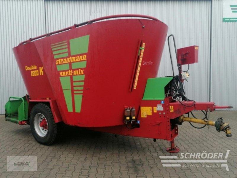 Futtermischwagen типа Strautmann Verti-Mix 1500 Double K, Gebrauchtmaschine в Wildeshausen (Фотография 1)