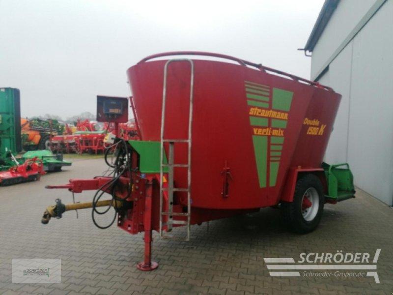 Futtermischwagen des Typs Strautmann Verti-Mix 1500 Double K, Gebrauchtmaschine in Wildeshausen (Bild 5)