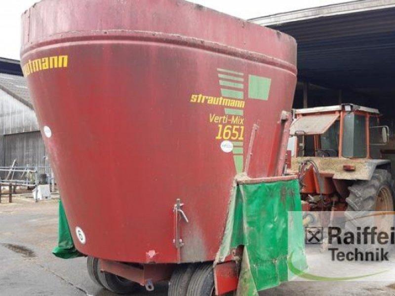 Futtermischwagen типа Strautmann Verti-Mix 1651, Gebrauchtmaschine в Gnutz (Фотография 5)