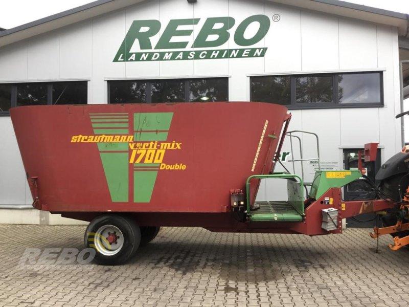 Futtermischwagen des Typs Strautmann VERTI-MIX 1700 DOUBLE, Gebrauchtmaschine in Neuenkirchen-Vörden (Bild 1)