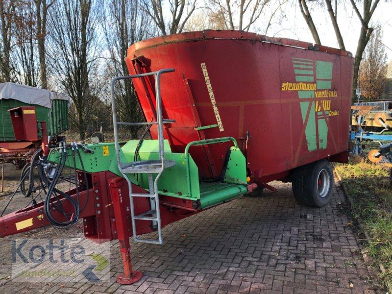 Futtermischwagen des Typs Strautmann Verti-Mix 1700 Double, Gebrauchtmaschine in Rieste (Bild 1)