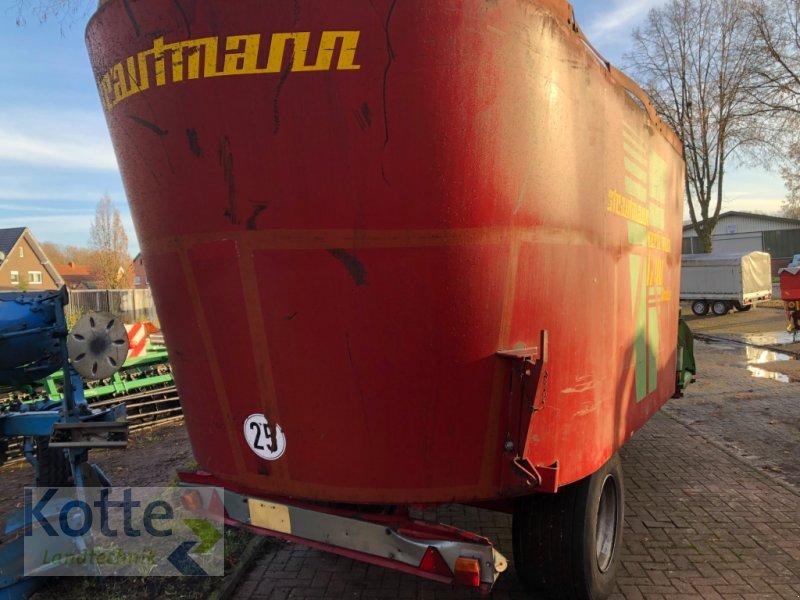 Futtermischwagen des Typs Strautmann Verti-Mix 1700 Double, Gebrauchtmaschine in Rieste (Bild 3)