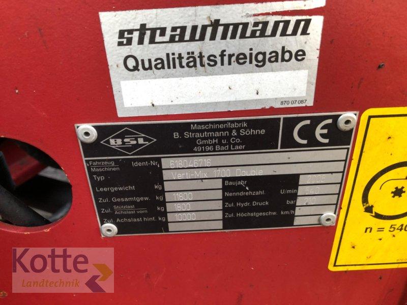 Futtermischwagen des Typs Strautmann Verti-Mix 1700 Double, Gebrauchtmaschine in Rieste (Bild 9)