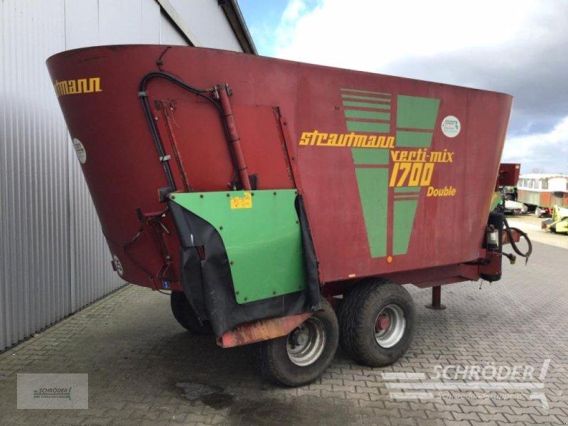 Futtermischwagen des Typs Strautmann Verti-Mix 1700, Gebrauchtmaschine in Wildeshausen (Bild 2)
