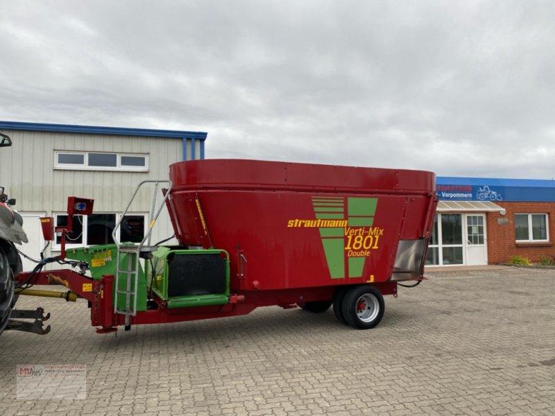 Futtermischwagen des Typs Strautmann Verti-Mix 1801 Double, Gebrauchtmaschine in Neubrandenburg (Bild 1)