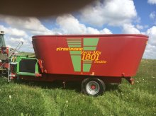 Futtermischwagen типа Strautmann Verti Mix 1801 Double, Gebrauchtmaschine в Jahmen (Фотография 1)
